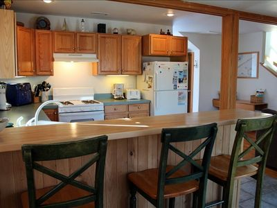 Ocracoke house rental - Kitchen