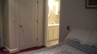 Killington house photo - Bedroom 2 closet & bathroom