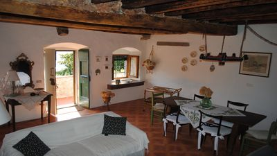 "Vaiano: Country holiday home -in a small  green ""borgo"",near firenze"