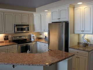 Belmont Towers Ocean City condo photo - Second Angle of Kitchen & Counter Top Appliances