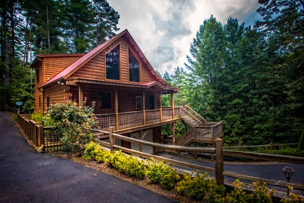 Smoky mountain cabin 3bed3bath plus huge loft vrbo Smoky mountain nc cabin rentals