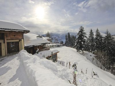 El Condor, Luxury chalet with sauna and jacuzzi in ski and golf resort