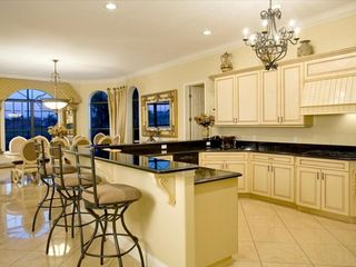 Formosa Gardens villa photo - Custom Gourmet Kitchen - Black Starlight Granite