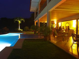 Nosara villa photo - Balmy nights - Rolf Sommer photo