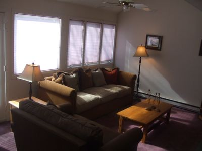 Stratton Mountain townhome rental