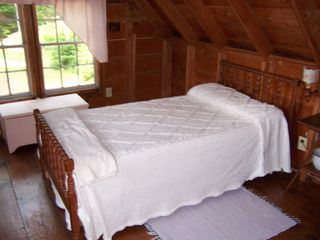 Newfound Lake cottage photo - Bedroom
