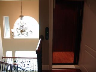 Cherry Grove Beach estate photo - 3-Stop Elevator and Interior Staircase