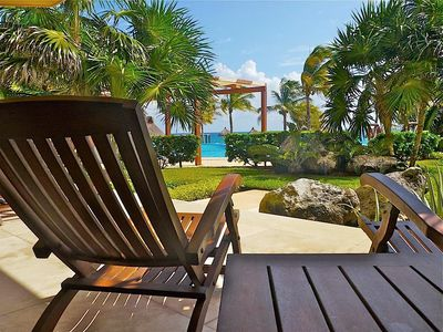 Luxurious Ocean Front Condominiums in Puerto Aventuras