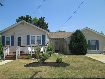 Cape May house rental - Front of house