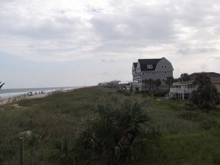 Amelia Island condo photo - View of Elizabeth Point Lodge from the balcony