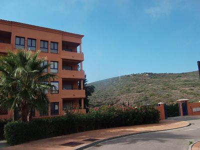High quality apartment between Sotogrande and la Duquesa