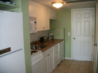 Blue Water Resort condo photo - Remodeled Kitchen with Dishwasher and Garbage Disposal