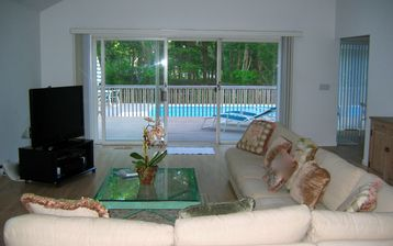 Family Room Viewing Back Deck