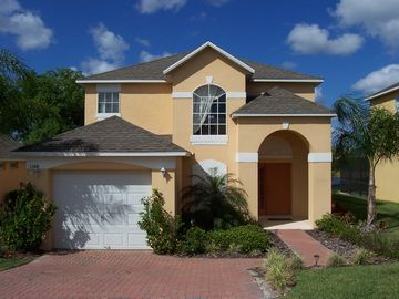 Haines City villa rental - Our lovely, Florida home, in the sun