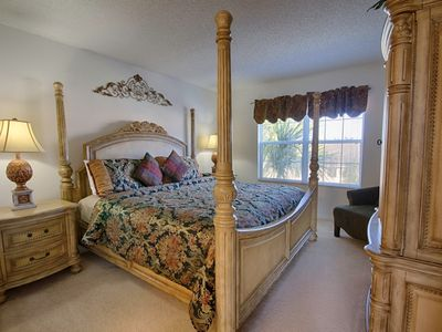 6BR/5.5 Bath/3King/South Pool/SPA/GameRm/WiFi/10min Disney i