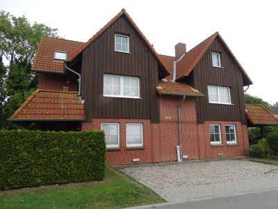 Apartment with sea view, footpath to the sea and beautiful view over Fehmarn