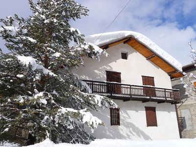 Village house in the heart of the Clarée valley