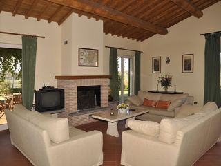 Rieti Province villa photo - Villa Domitilla - Living room