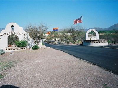 Beautiful, New, Fully Furnished Home in Barrio De Tubac