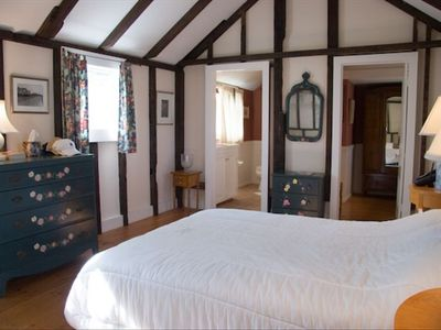 Nantucket Town house rental - MASTER BEDROOM