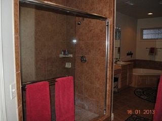 Branson villa photo - Master Bath, Walk In Double Shower