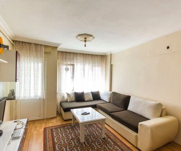 1 + 1 cozy apartment in Bakirkoy / istanbul