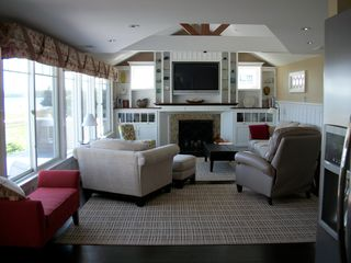 Living Room - Pocasset house vacation rental photo