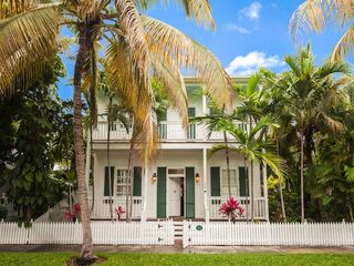 Key West house photo - Avalynn House: a stately home on quiet street in Truman Annex, near everything..
