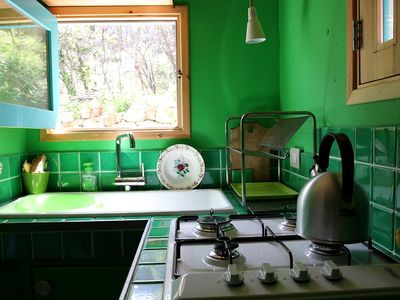 Cefalu cottage rental - Kitchen