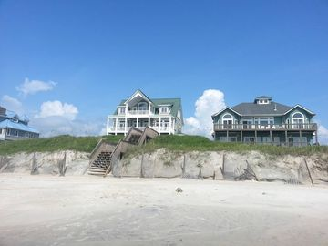 house from beach