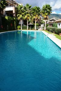 Benahavis villa rental - FOUR OUTDOOR POOLS