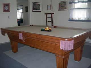 Hyannis - Hyannisport house photo - 2 of 2 Game Rooms: Pool Table