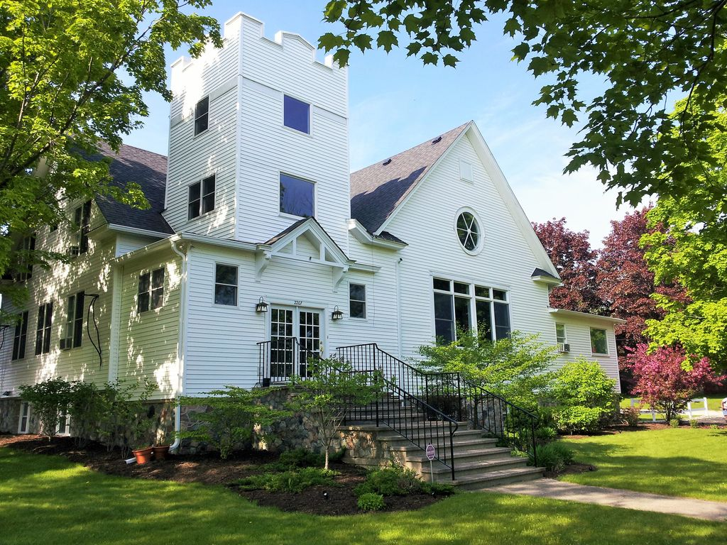 Door County Church Restored To A Beautiful Home Vrbo