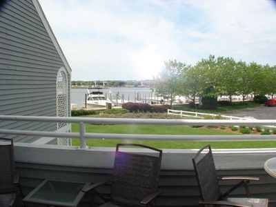 Views of the water from your lanai
