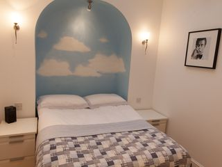 Second bedroom - standard double bed for 2
