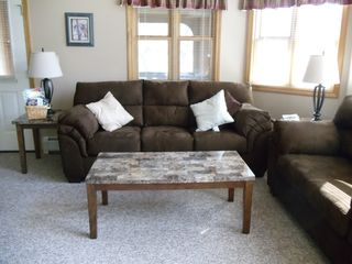 Woodstock townhome photo - Comfortable Living area