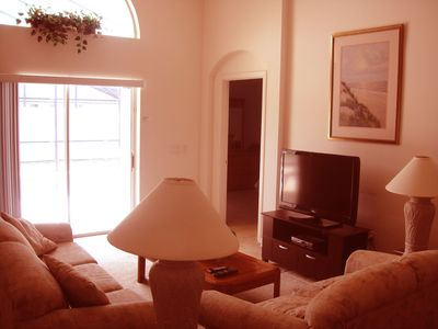 Cumbrian Lakes villa rental - Living Room