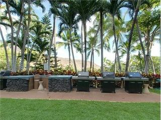 Makaha condo photo - Gas Grill BBQ Area