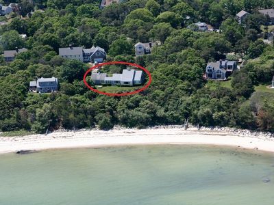 BJATH-A Stunning Location with Private Access to Cape Cod Bay