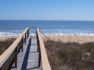 Ponte Vedra Beach house photo - Sandance Dune Walkover