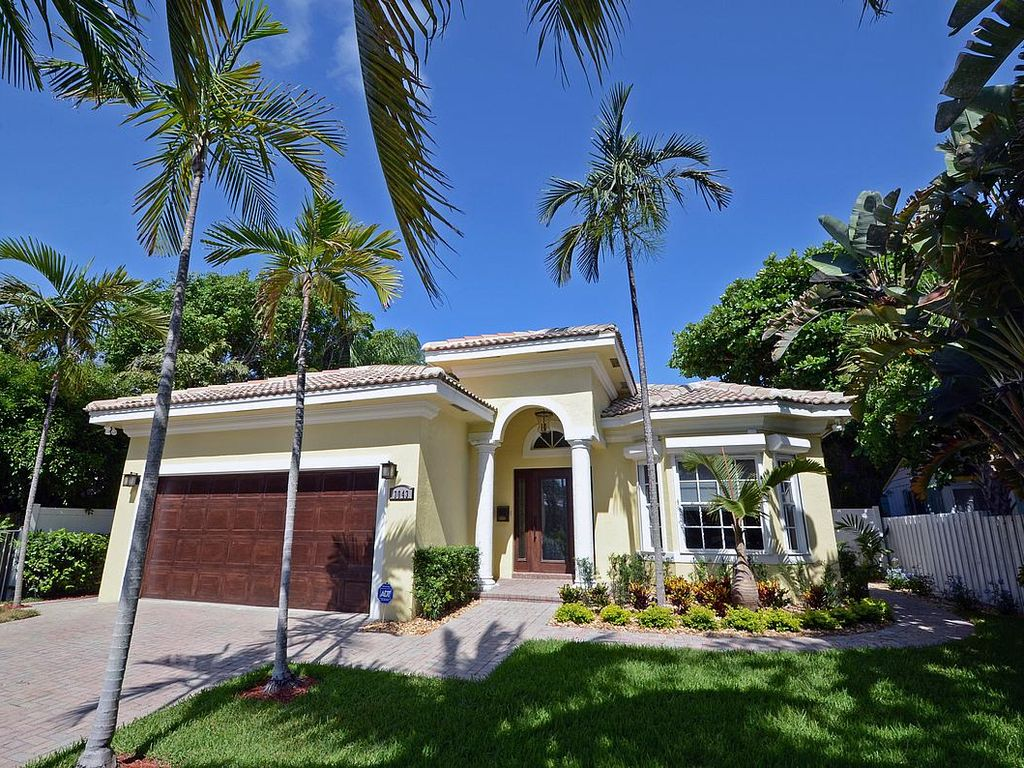 East Fort Lauderdale Holiday House Steps To The Beach Luxury 3 Bed 2 5 Bath