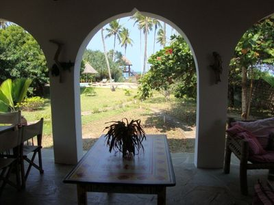 image for Beautiful private house situated on one of Africa's most beautiful beaches,