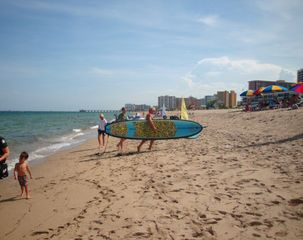 Pompano Beach villa photo - Rent a surfboard, paddleboard, kayak or jet ski - the choice is yours.