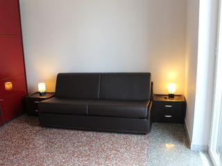 San Giovanni - Esquilino apartment photo - sofa bed