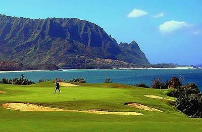Princeville - World Class Golfing Less Than 10 Miles Down the Road