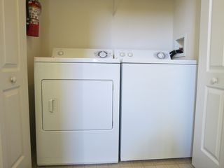 Kissimmee condo photo - Washer and Dryer inside the unit