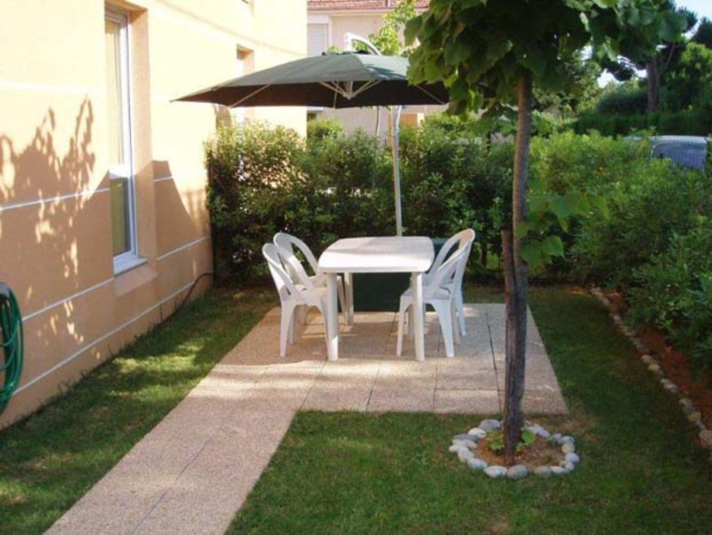 Check for Appartement avec jardin nice