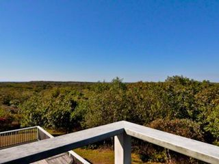 Chilmark house photo - Private Master Deck Expands The Views Horizon-wide