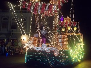 Windwood Bay villa photo - Disney Night Parade