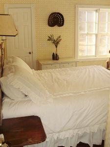 Upstairs bed room